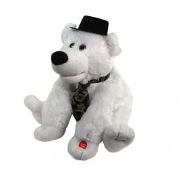 Купить Игрушка со звуковыми эффектами Музыкальные подарки «Медвежонок Августин»