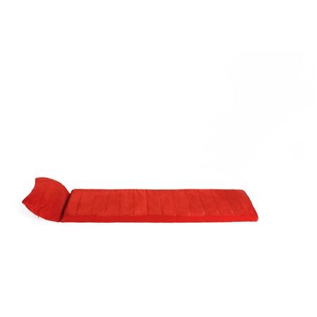 Фото Топпер для дивана Dormeo Relax Sofa 2PCS V2. Цвет: красный. Размер: 55х140
