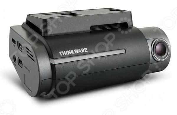 Видеорегистратор THINKWARE Dash Cam F750Видеорегистраторы<br>Видеорегистратор THINKWARE Dash Cam F750 надежная, современная система регистрации для вашего автомобиля. С таким практичным устройством отслеживать ситуацию на дороге станет ещё проще! Автомобильный регистратор имеет оригинальную конструкцию корпуса с регулируемым углом наклона объектива. Мощный процессор и чувствительная матрица позволяют формировать двухканальное видео в качестве Full HD, а ряд дополнительных функций WDR, Super Night Vision, Smart A позволяет получить более качественное изображение даже в условиях недостаточной освещенности. Регистратор также оснащен встроенным Wi-Fi модулем, который обеспечивает синхронизацию устройства с вашим смартфоном. Встроенный G-сенсор позволяет устройству сохранять вашу запись при экстренном торможении или ДТП. Уникальная технология Dual Save гарантирует резервную запись видео на внутреннюю память устройства. В регистратор также встроен GPS-приемник, который записывает координаты, скорость, маршрут движения и синхронизирует время. Данная модель также предусматривает использование карт памяти формата microSD объемом до 64Гб.<br>