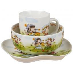 Купить Набор посуды для детей Rosenberg 8778