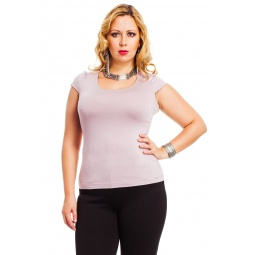 фото Футболка Mondigo XXL 7001. Цвет: розовый. Размер одежды: 54