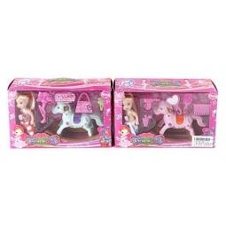 фото Набор игровой с куклой Shantou Gepai B811-A1. В ассортименте