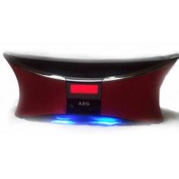 фото Система акустическая беспроводная AEG BSS 4803. Цвет: красный