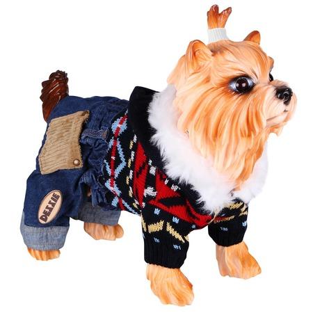 Купить Свитер для собак DEZZIE «Стрит». Цвет: мультиколор