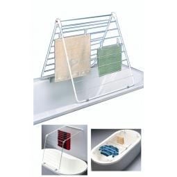Купить Сушилка для белья на ванну Leifheit ADRIA