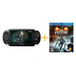 Купить Консоль игровая SONY PlayStation Vita и игра Killzone Mercenary