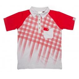 Купить Рубашка-поло для мальчиков Fore!! Axel and Hudson Splash Plaid Print Polo