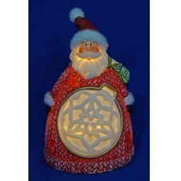 фото Светильник декоративный Новогодняя сказка «Дед Мороз» 972060