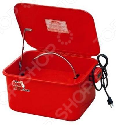 Моечная камера с пневматической подачей Big Red TR4001