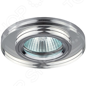 Светильник светодиодный встраиваемый Эра DK7 CH/WH