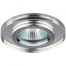 Купить Светильник светодиодный встраиваемый Эра DK7 CH/WH