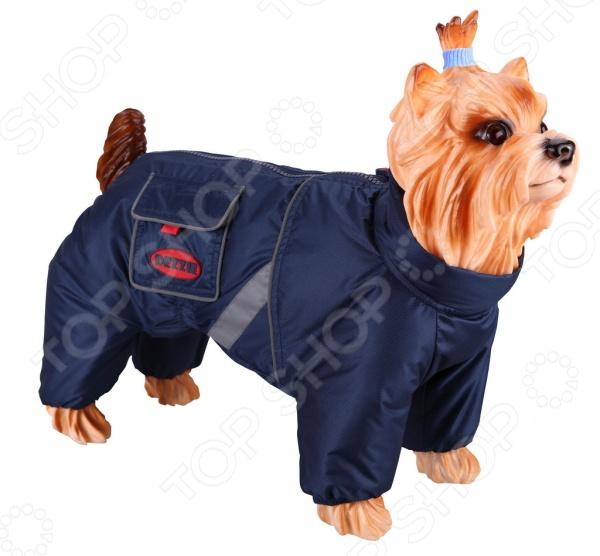 Комбинезон-дождевик для собак DEZZIE «Немецкая овчарка»