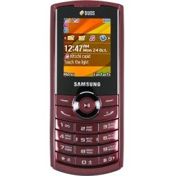 фото Мобильный телефон Samsung E2232. Цвет: красный