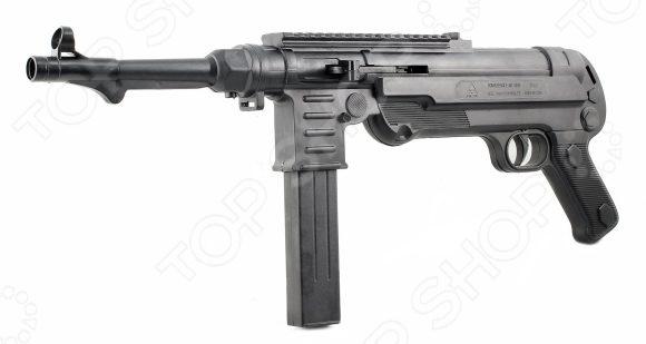 Автомат игрушечный Shantou Gepai ES451-P40 1 toy игрушечный автомат пулемет взвод