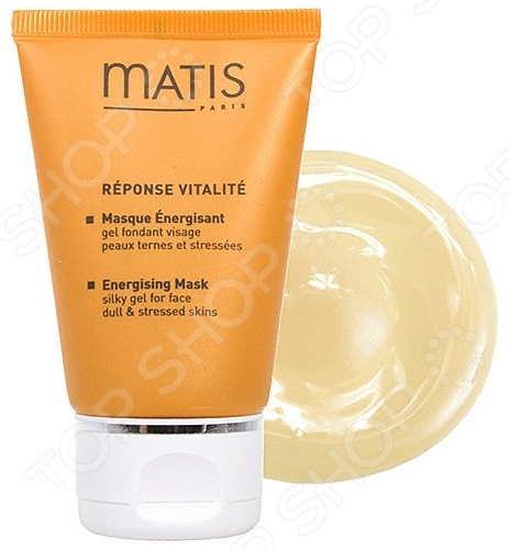 Маска для улучшения цвета кожи Matis Matis Energising