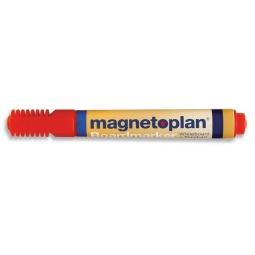 фото Набор универсальных маркеров Magnetoplan. Цвет: красный