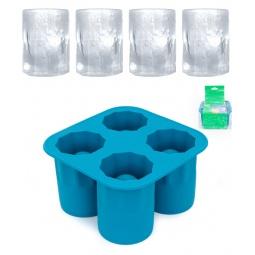 Купить Форма для ледяных рюмок Elan Gallery 4 ячейки