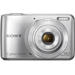 фото Фотокамера цифровая SONY DSC-S5000. Цвет: серебристый