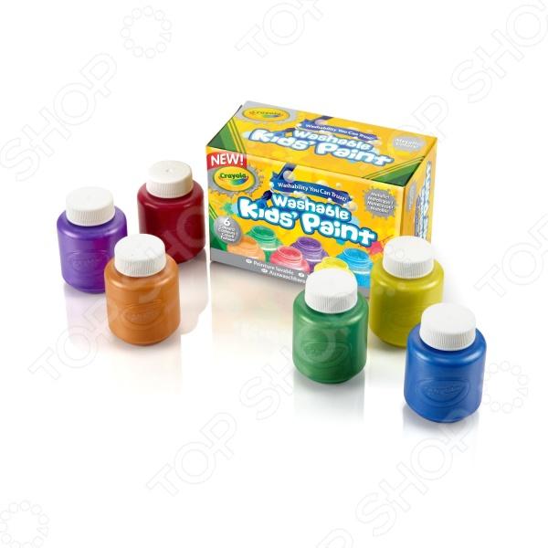 Краски Crayola 54-5000 набор для объемного 3д рисования feizerg fsp 001 фиолетовый