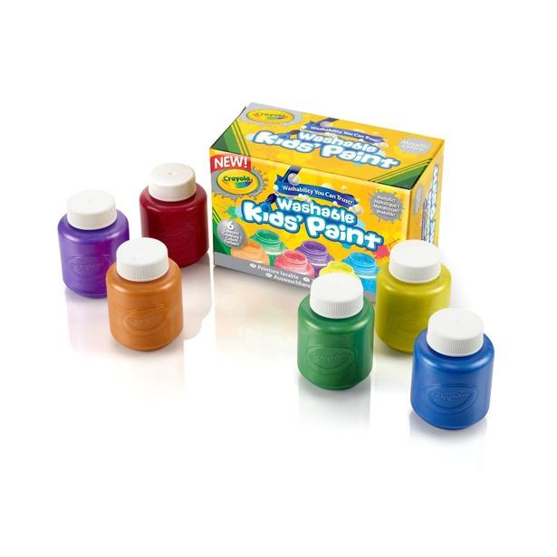 фото Краски Crayola 54-5000