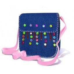 фото Набор для детского творчества Color Puppy «Шьем сумочку. Мечта»