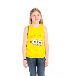 Купить Майка для девочки Minions. Eyes&Smile