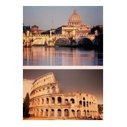 Купить Карта декупажная Karalliki «Рим»