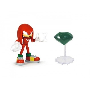 Купить Игрушка-фигурка Sonic Соник Наклз и изумруд