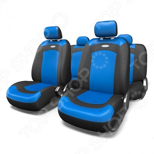 Набор чехлов для сидений Autoprofi XTR-803 Extreme поворотный механизм для сидений в украине