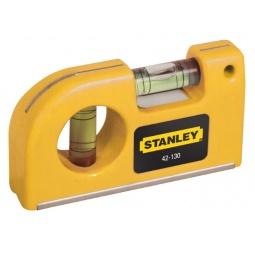 Купить Уровень STANLEY карманный