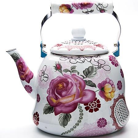 Купить Чайник Mayer&Boch MB-23932 «Цветы»