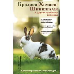 Купить Кролики, хомяки, шиншиллы и другие пушистые питомцы. Иллюстрированная энциклопедия