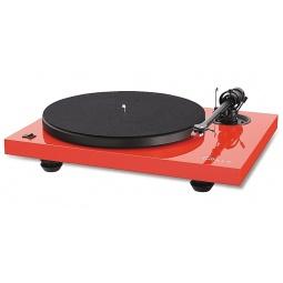 фото Проигрыватель виниловых дисков Music Hall mmf 2.2. Цвет: красный