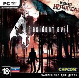 Купить Игра для PC Soft Club Resident Evil 4: Ultimate (HD Edition, Jewel, rus)