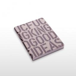 фото Записная книжка Nuuna «F***ing good ideas»
