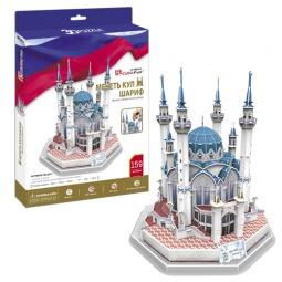 Купить Пазл 3D CubicFun «Мечеть Кул Шариф»