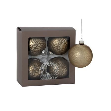 Купить Набор новогодних шаров Christmas House 1694597
