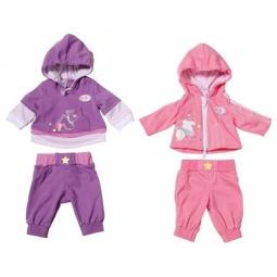 Купить Одежда для спорта для куклы Zapf Creation BABY born