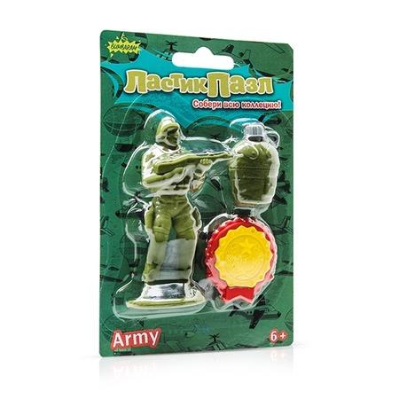 Купить Пазл-ластик Bumbaram «Солдат»