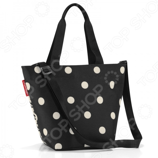 Сумка Reisenthel Shopper XS fifties black