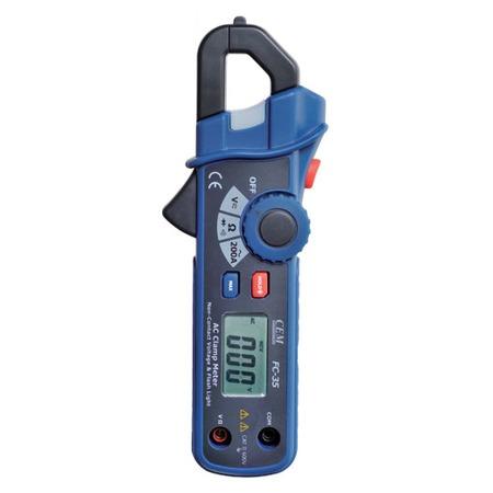 Купить Клещи токовые измерительные СЕМ FC-35