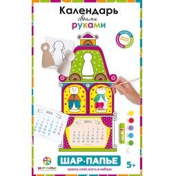 Купить Набор для росписи Шар-папье «Календарь»