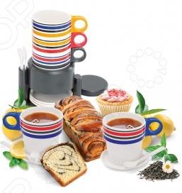 Чайный набор Bradex «Чаепитие» стеллар детская посуда чайный набор