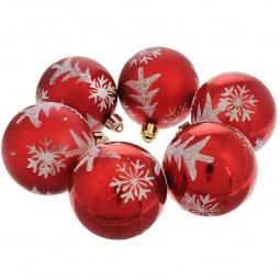 фото Набор новогодних шаров Феникс-Презент 35507