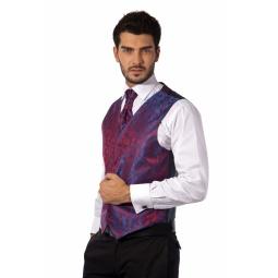 фото Жилет Mondigo 20525. Цвет: синий. Размер одежды: XL
