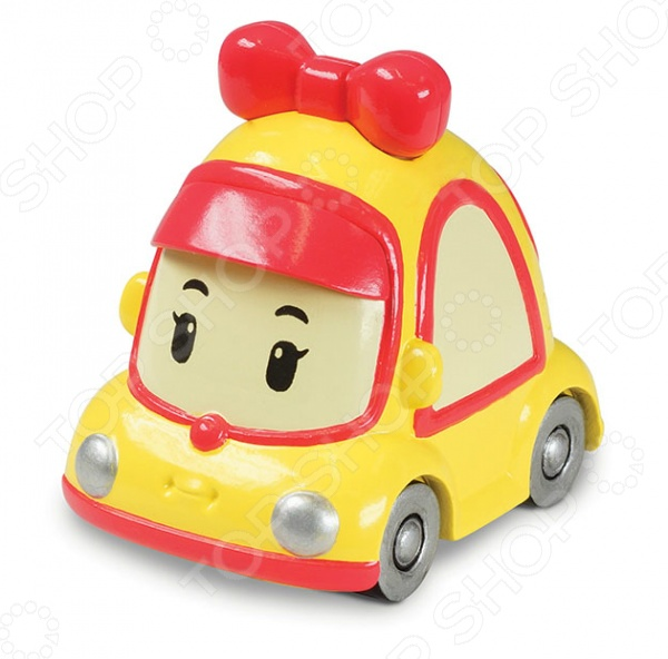 Машинка игрушечная Poli «Мини» мини карнизы где в балашове