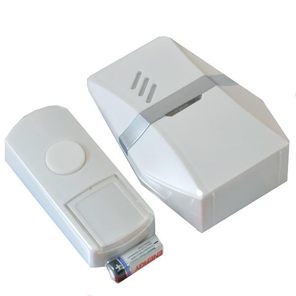 Звонок беспроводной Эра C81 звонок электрический беспроводной светозар любимая мелодия 58075