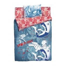 Купить Детский комплект постельного белья MARVEL «Spider Man Граффити»
