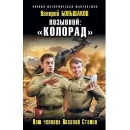 фото Позывной: «Колорад». Наш человек Василий Сталин
