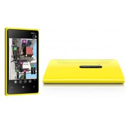 фото Смартфон Nokia Lumia 720. Цвет: желтый